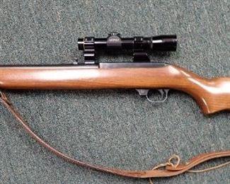Ruger Carbine .44 Magnum Cal w/Leupold Scope