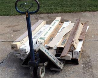 Handjak 55 Hydraulic Floor Jack, 5500 LBS Capacity