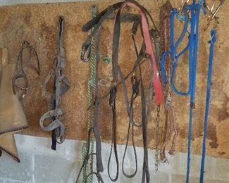 Tack stuff for horsing around