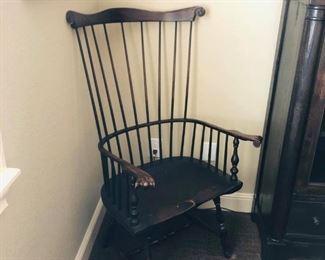 Replica antique chair