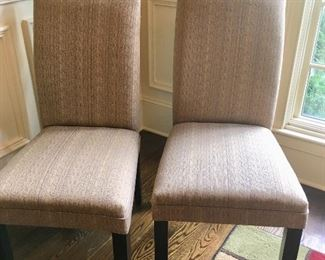 Another set, pair of chairs