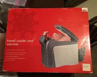 Travel Cooler and Warmer