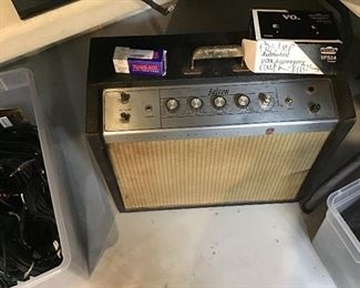 Vintage Falcon Amplifier