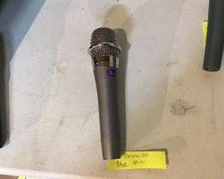 Encor 100 Blue  Microphone