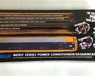 Firman Power Sequencer Conditioner