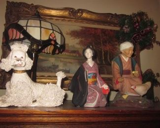 Asian Statuary & Vintage Collectibles