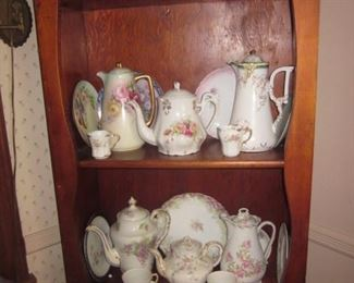 Tea Pot Collection