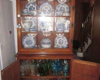 Flow Blu  and So Much more with the China Display Cabinet