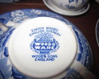 English Woods Woods & Sons England