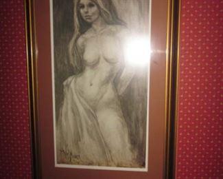 Listed Art Prints