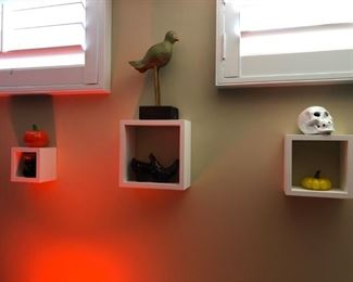 SHADOW BOXES AND DECOR ITEMS