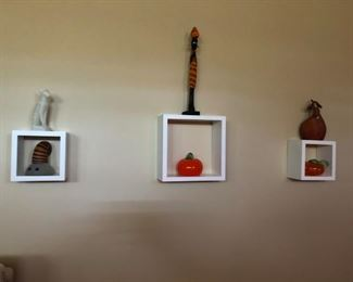 SHADOW BOXES AND DECOR