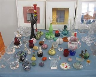 PAPER WEIGHTS AND MORE