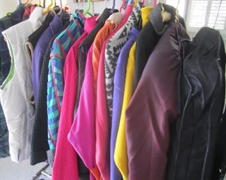 VEST AND JACKETS