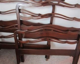 PAIR OF TWIN HEADBOARDS