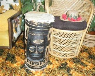 Great Tiki drum