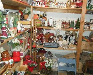Its Christmas time . No old stuff all new stuff but a lot of it.