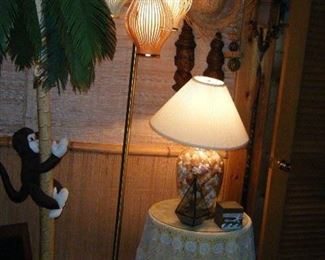 That is a fun lamp