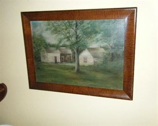Primitive painting
