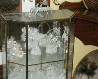 Spun glass nik naks