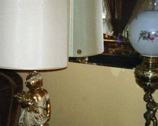 Fun Lamps and Phone