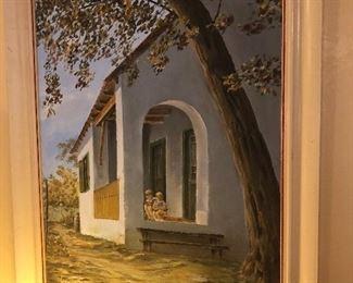 Interesting Painting