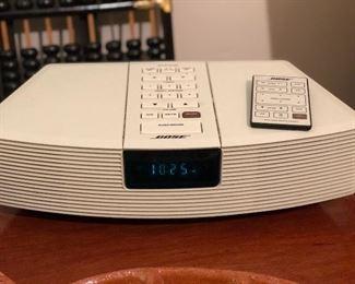 Bose Radio with remote