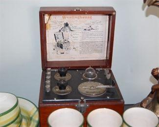 Westinghouse Radio Apparatus