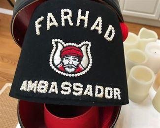 Farhad Ambassador Hat