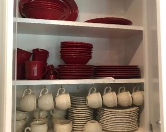 Casual dish sets
