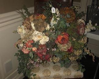 Chatman house floral arrangements