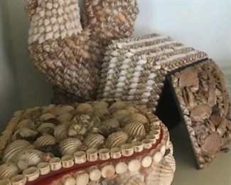 Shell boxes and Rooster