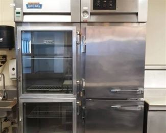 McCall Commercial Refrigerator/Warmer Model 1020
