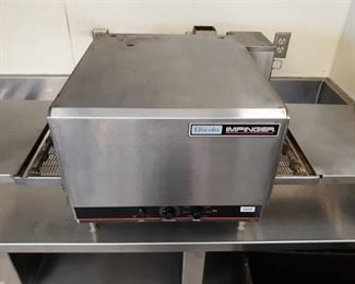 Lincoln Impinger Convection Toaster Oven