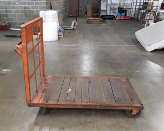 HD Metal Rolling Cart