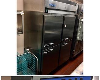 McCall refrigerator freezer