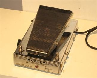 Morley Electric Guitar pedal, two pedals to choose from