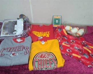 Chiefs Apparel and Collectibles
