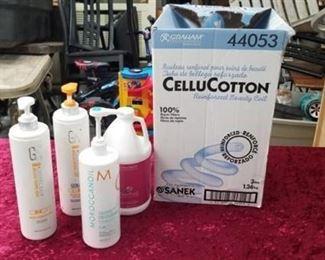 CelluCotton Reinforced Beauty Coil, Liter/Gal Supplies