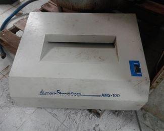 Ameri-Shred Corp AMS-100