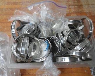 Baking Pans Lot - Doll Pan