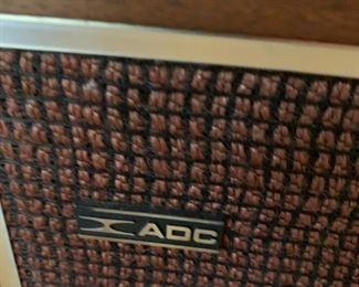 #11Pair of ADC Audio Dynamics speaker  $75.00