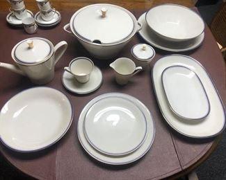 Johann Seltmann Vohenstraub Bavaria china set - service for 12!