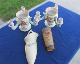 Occupied Japan, Roseville pottery