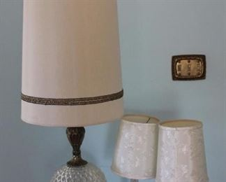 Crystal Table Lamp, Crystal Side Table Lamps