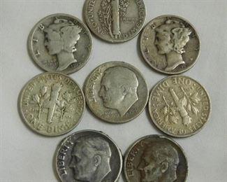 Silver Dimes