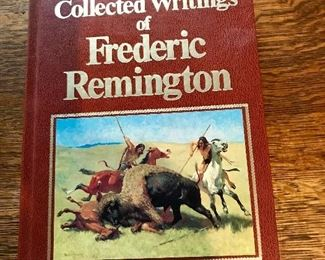Frederic Remington Writings