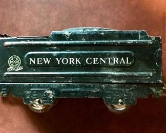New York Central lines car