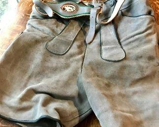 Vintage Lederhosen Mens Shorts-Oktoberfest