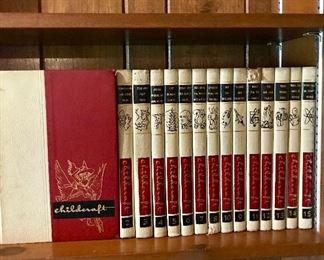 """""""Childcraft"""" 15 volumes, (1954)"""